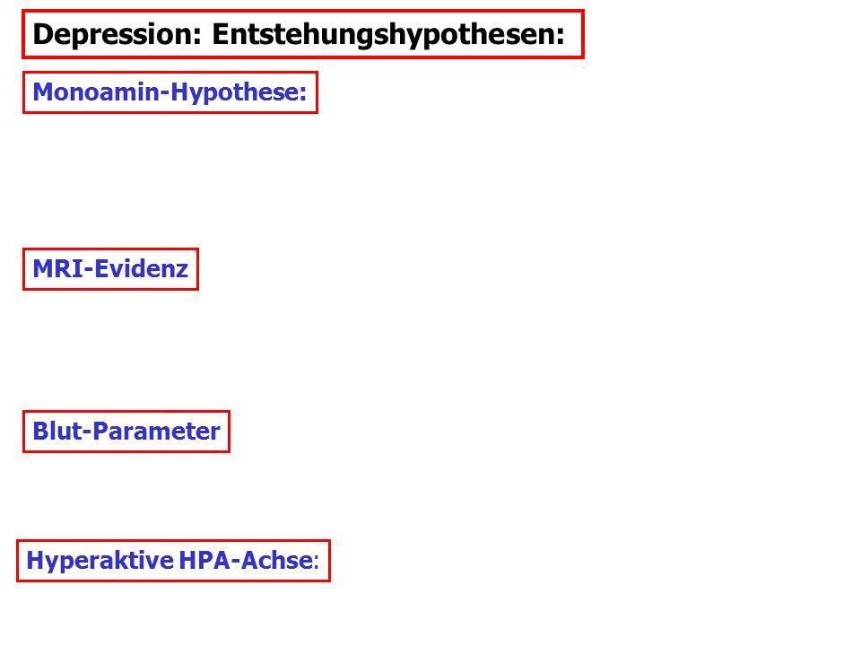 Hyperaktive HPA-Achse: