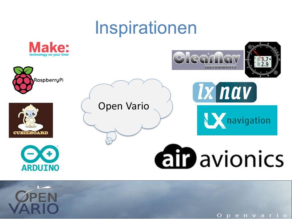 Inspirationen Open Vario Auf der einen Seite