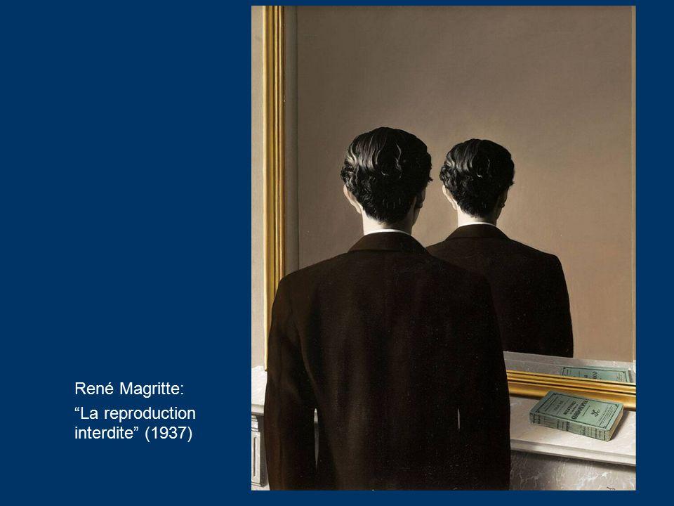 René Magritte: La reproduction interdite (1937) 8