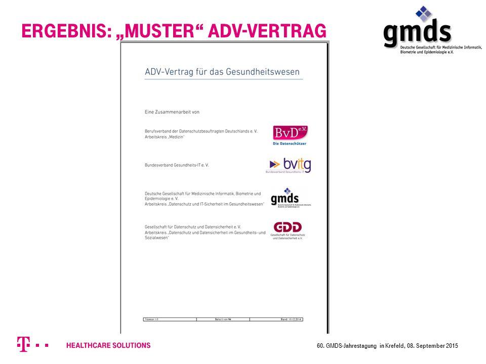 "Ergebnis: ""Muster ADV-Vertrag"