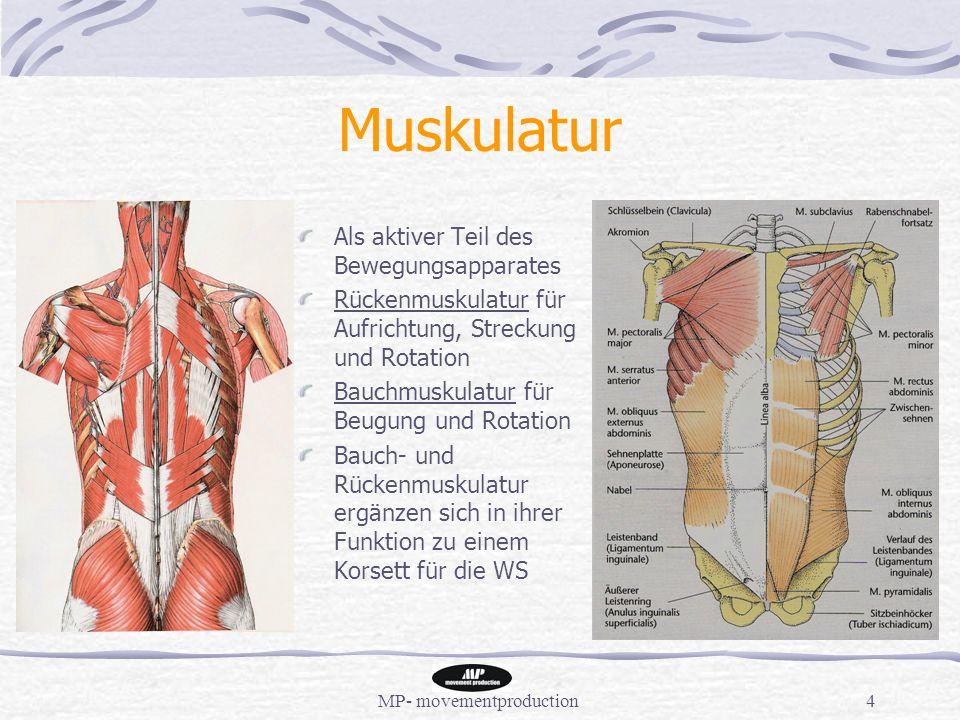 Großzügig Lumbalen Rückenmuskulatur Anatomie Galerie - Anatomie Von ...