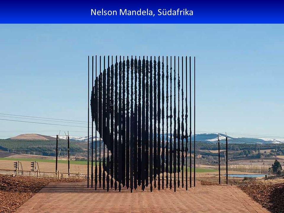 Nelson Mandela, Südafrika