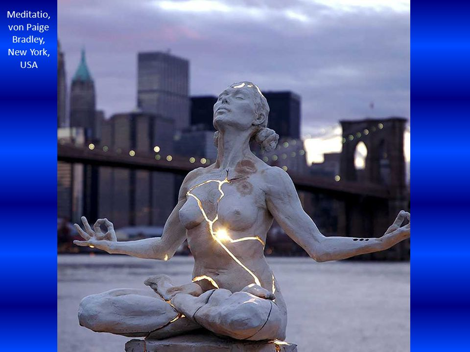 Meditatio, von Paige Bradley, New York, USA