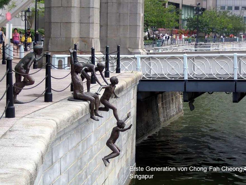 Erste Generation von Chong Fah Cheong, Singapur