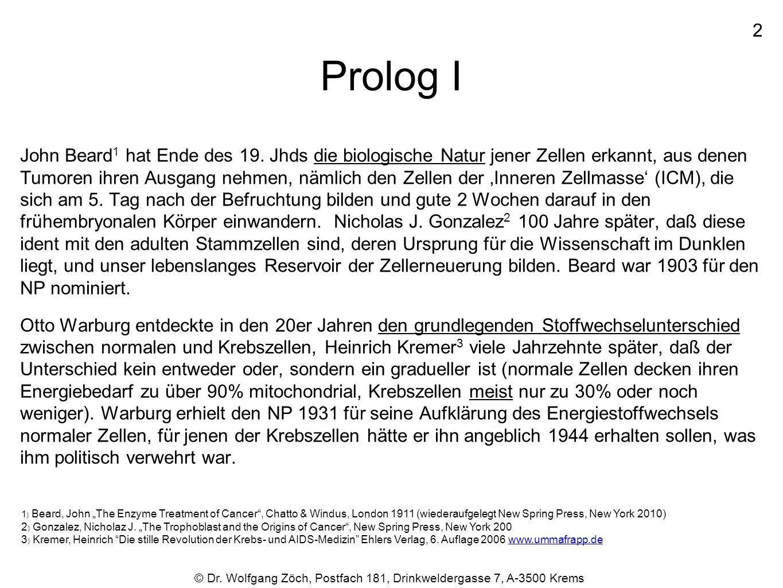 Prolog I 2.