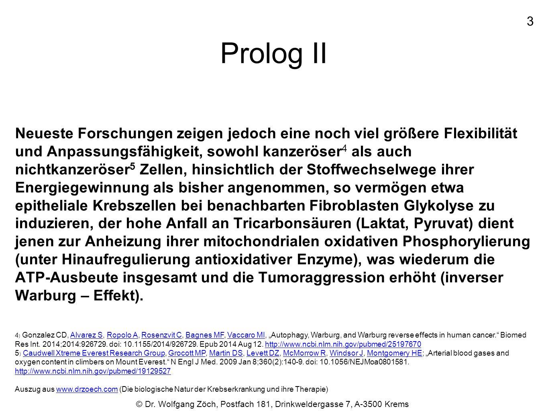 Prolog II 3.