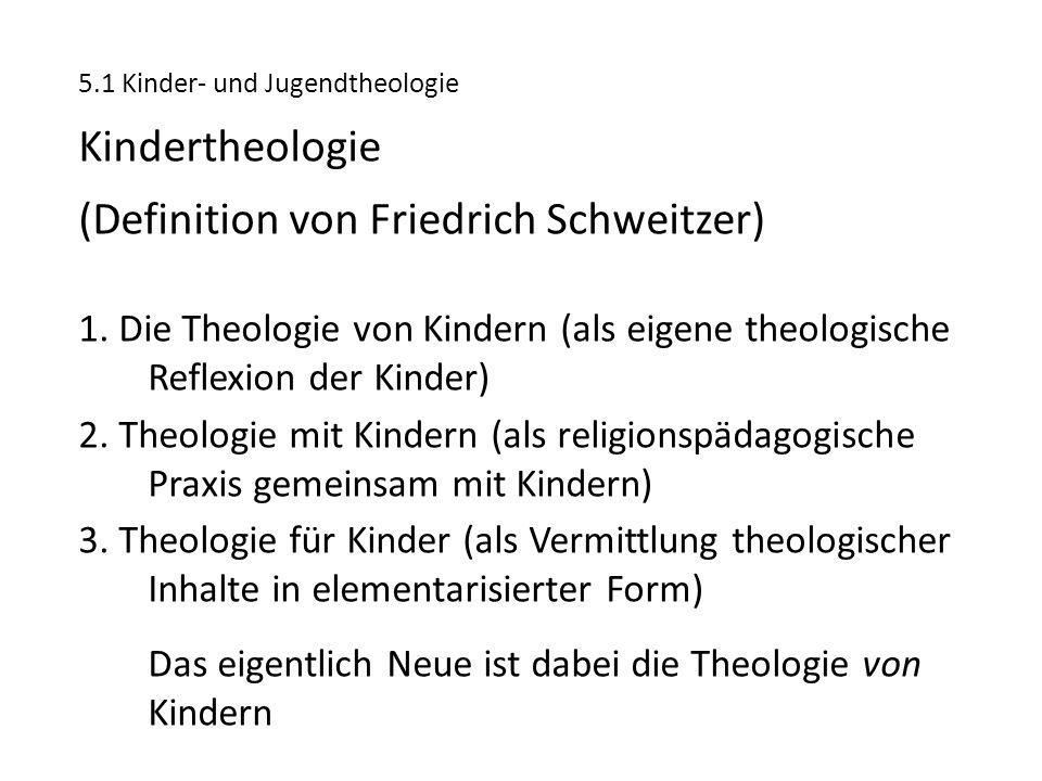 (Definition von Friedrich Schweitzer)