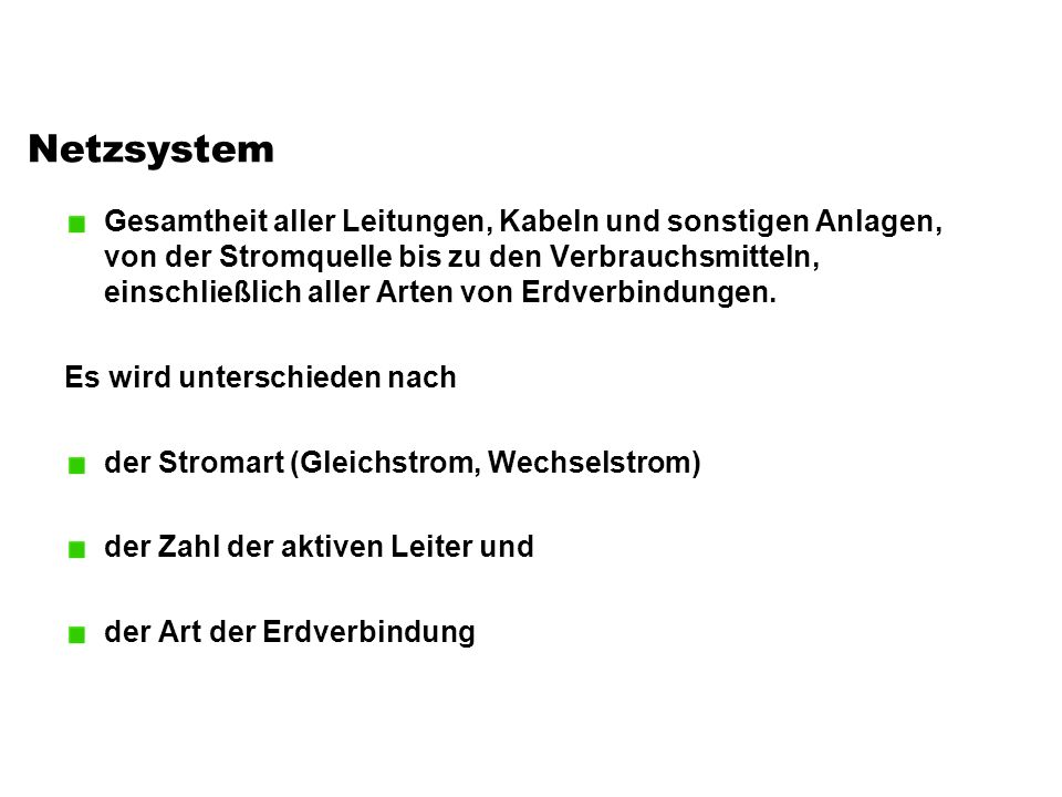 Netzsystem