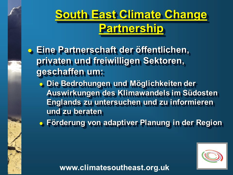 South East Climate Change Partnership