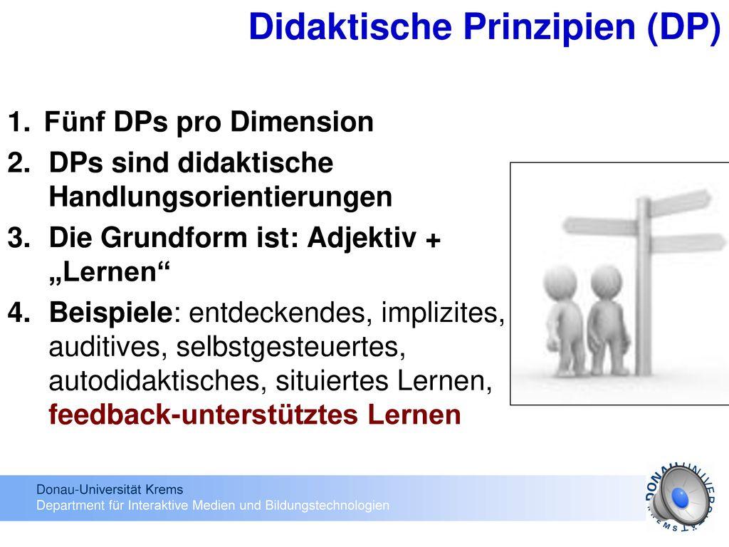 Didaktische Prinzipien (DP)