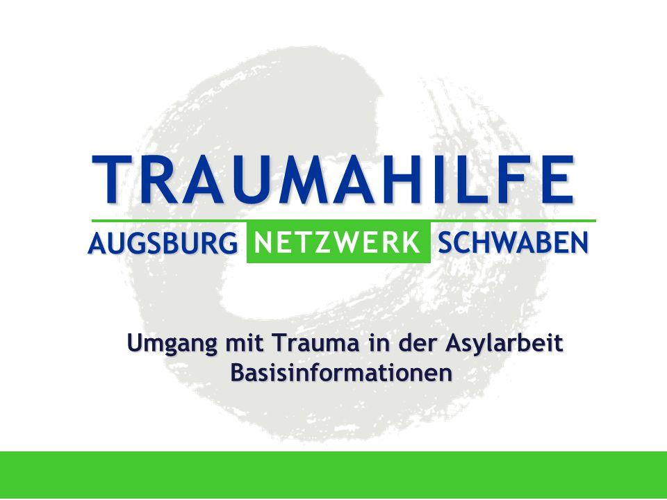 Definition - Trauma Trauma (griechisch) = Verletzung