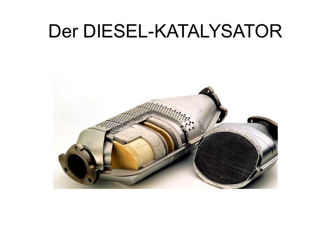 Der DIESEL-KATALYSATOR