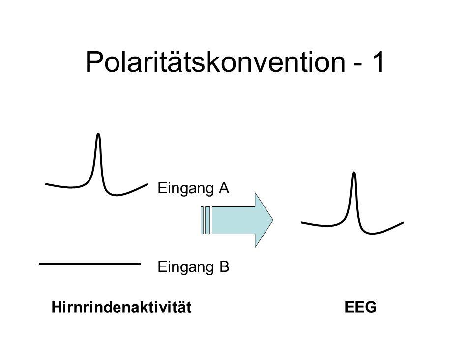Polaritätskonvention - 1