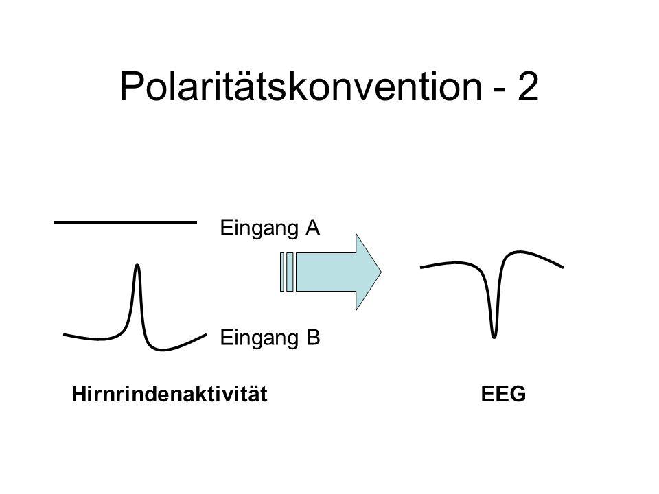 Polaritätskonvention - 2