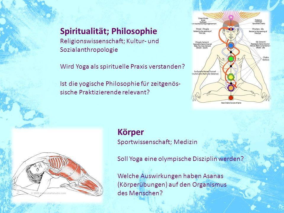 Spiritualität; Philosophie