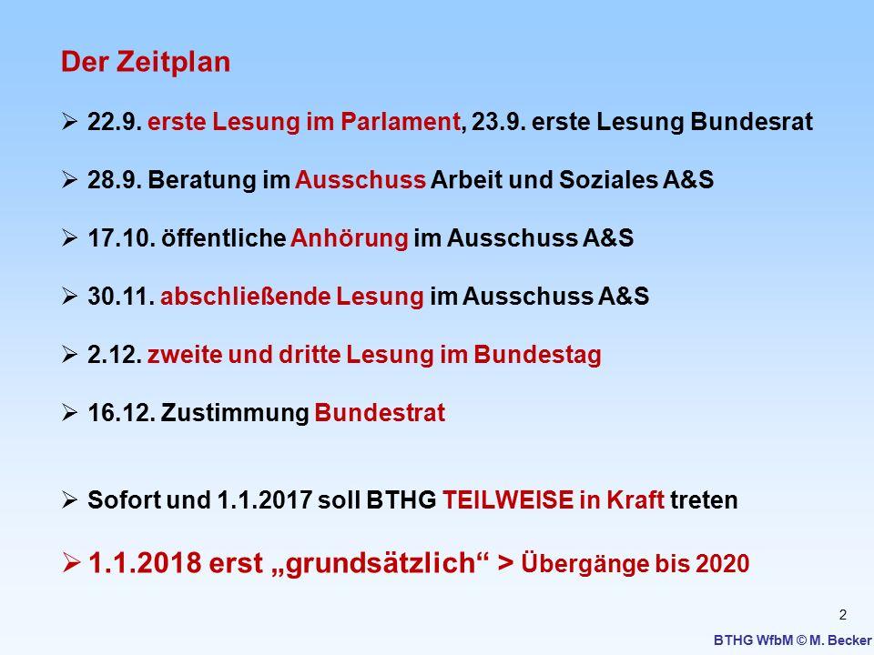 """1.1.2018 erst """"grundsätzlich > Übergänge bis 2020"""