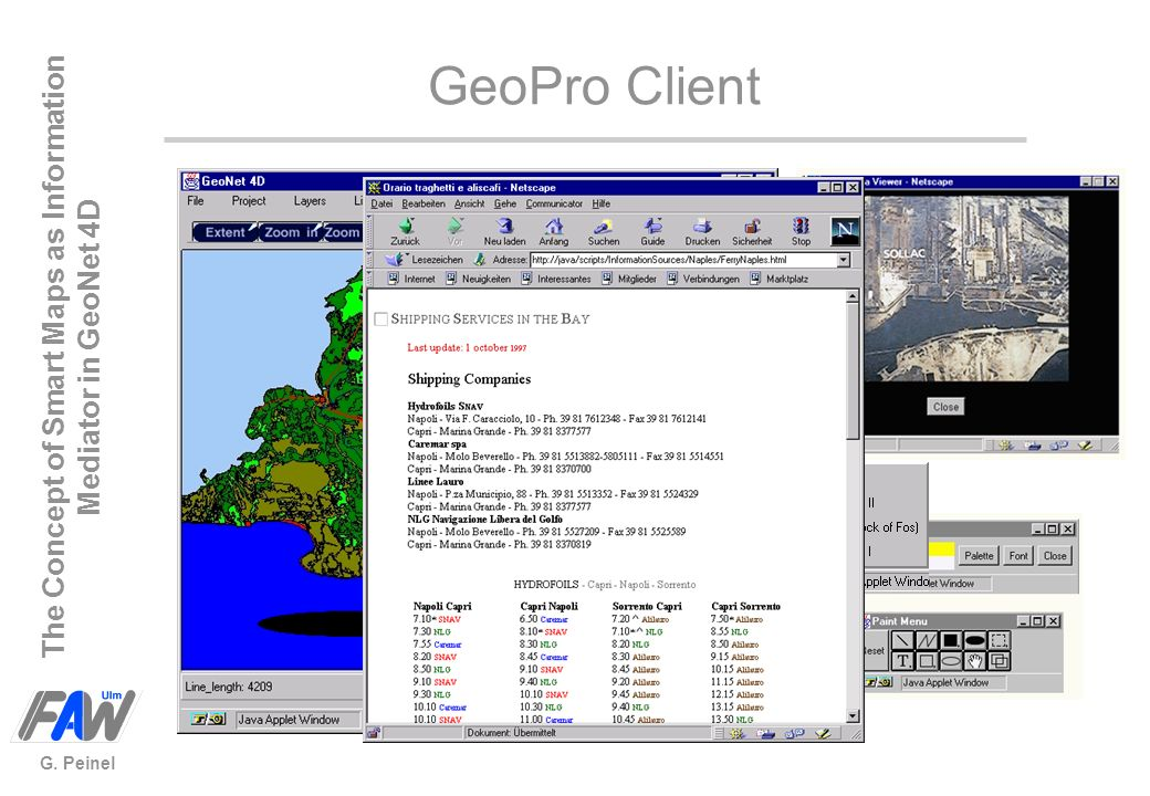 GeoPro Client