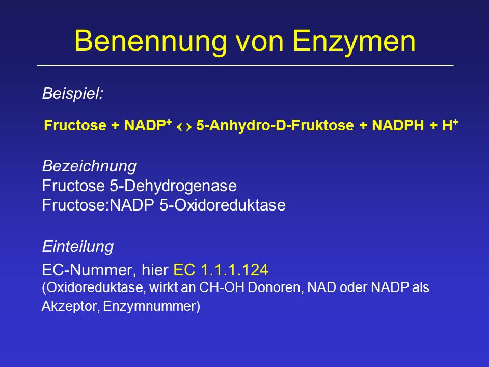 Fructose + NADP+  5-Anhydro-D-Fruktose + NADPH + H+