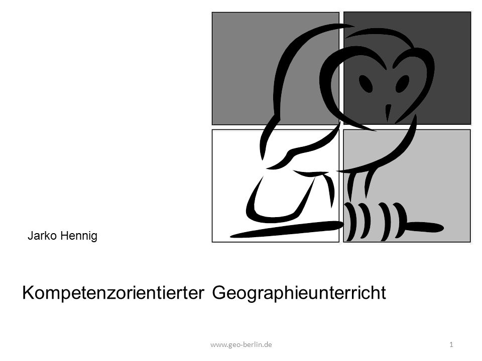 Kompetenzorientierter Geographieunterricht