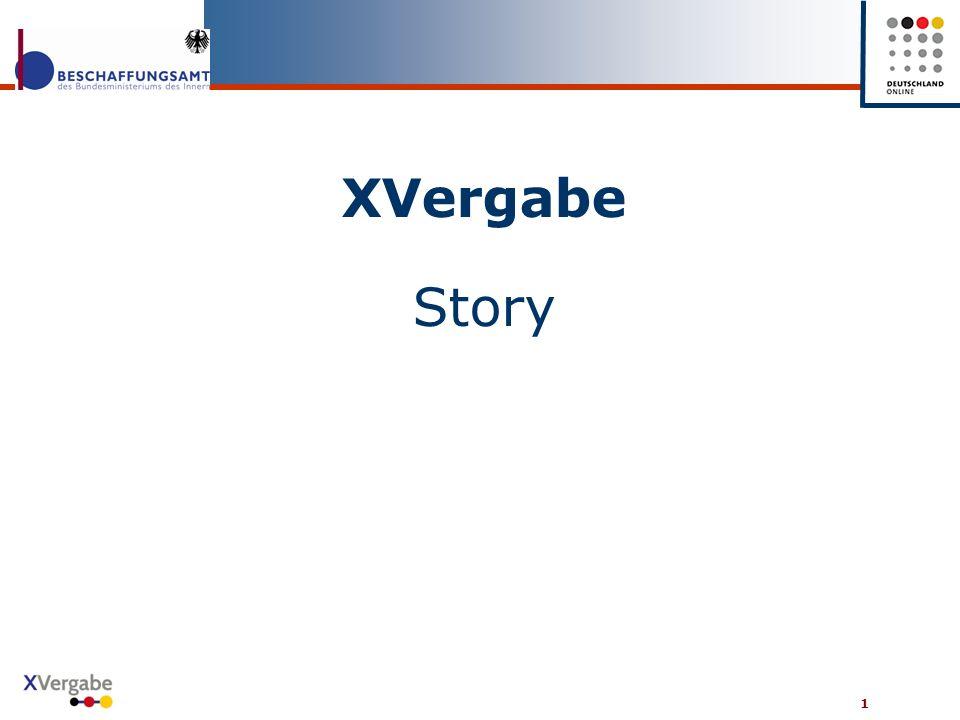 XVergabe Story 1
