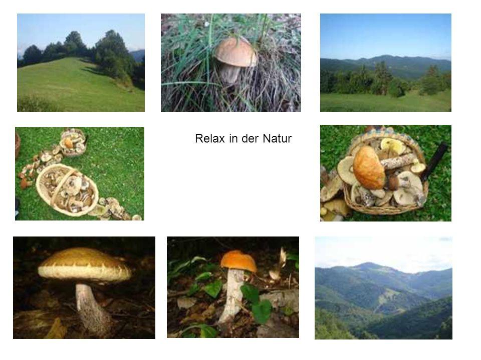 Relax in der Natur