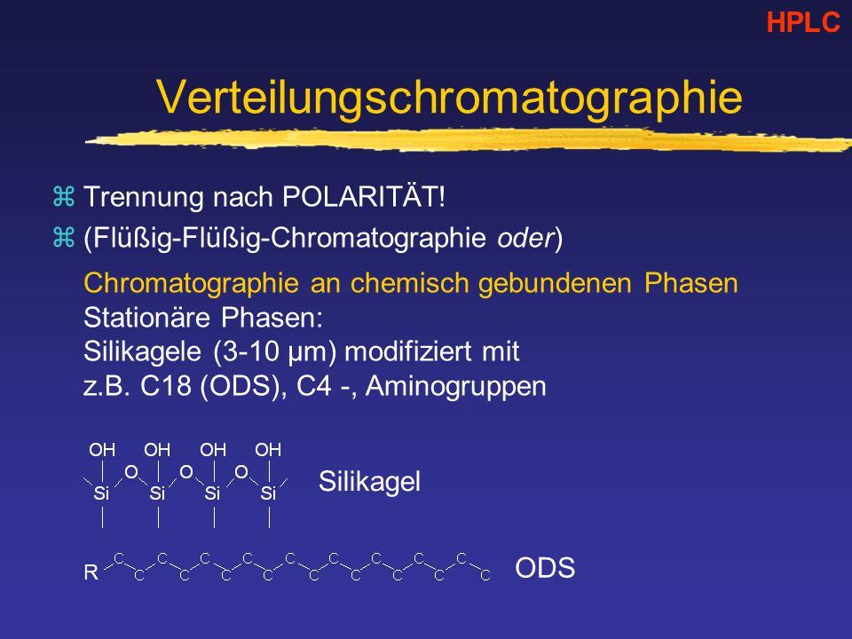 Verteilungschromatographie
