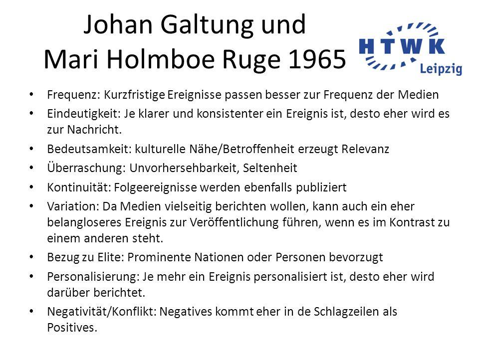 Johan Galtung und Mari Holmboe Ruge 1965