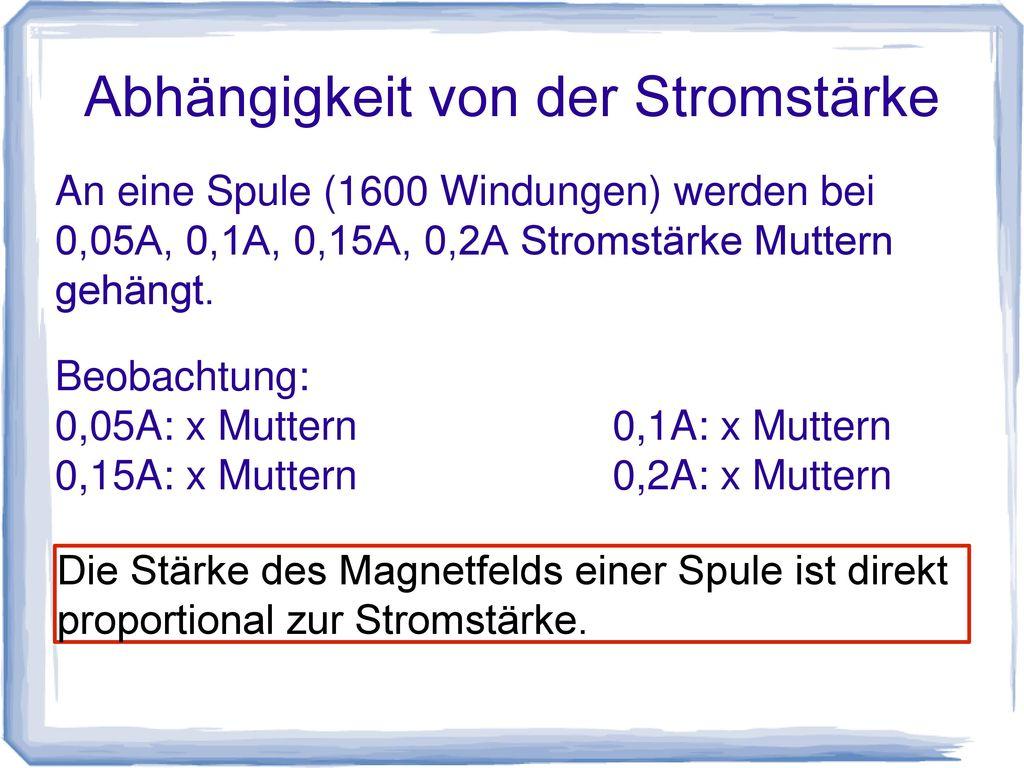 Wunderbar Stromstärke Ideen - Schaltplan Serie Circuit Collection ...