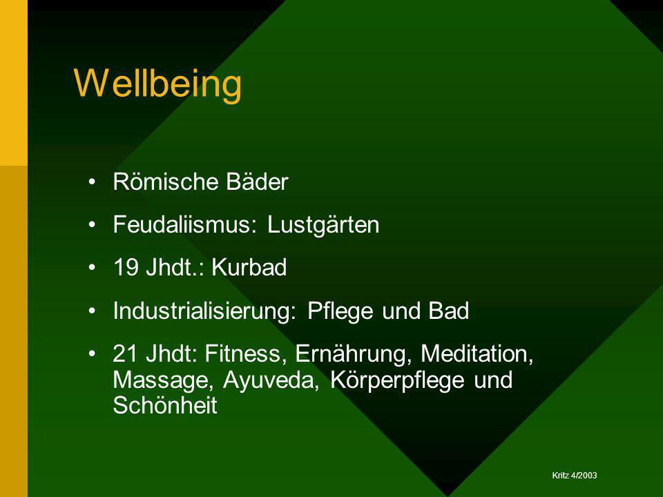 Wellbeing Römische Bäder Feudaliismus: Lustgärten 19 Jhdt.: Kurbad