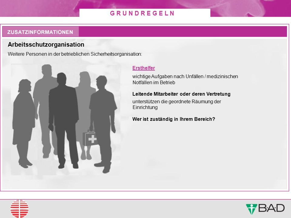 Arbeitsschutzorganisation