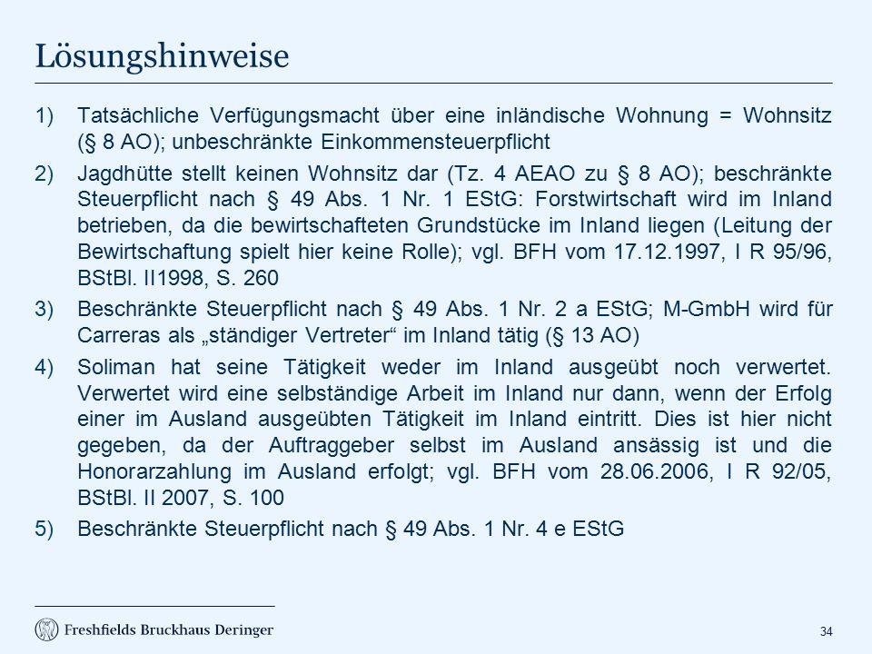 Lösungshinweise 6)