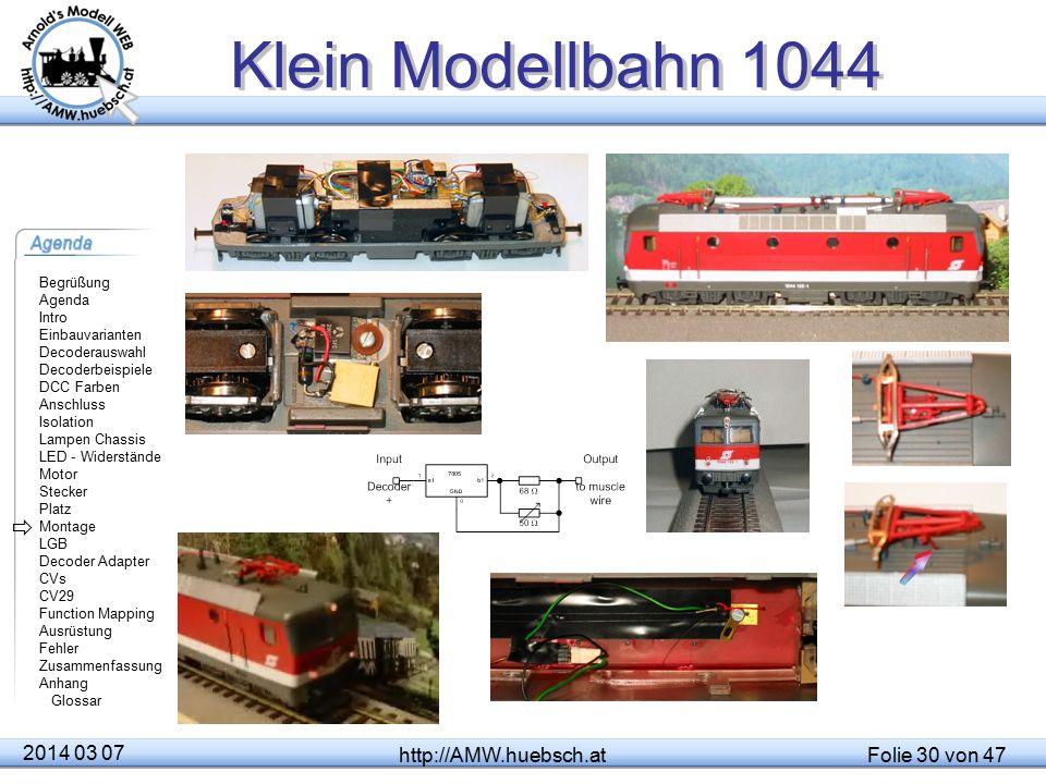 Klein Modellbahn 1044  2014 03 07 http://AMW.huebsch.at