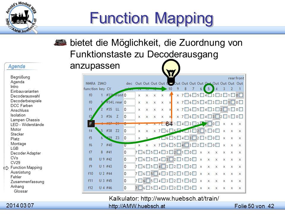 Kalkulator: http://www.huebsch.at/train/