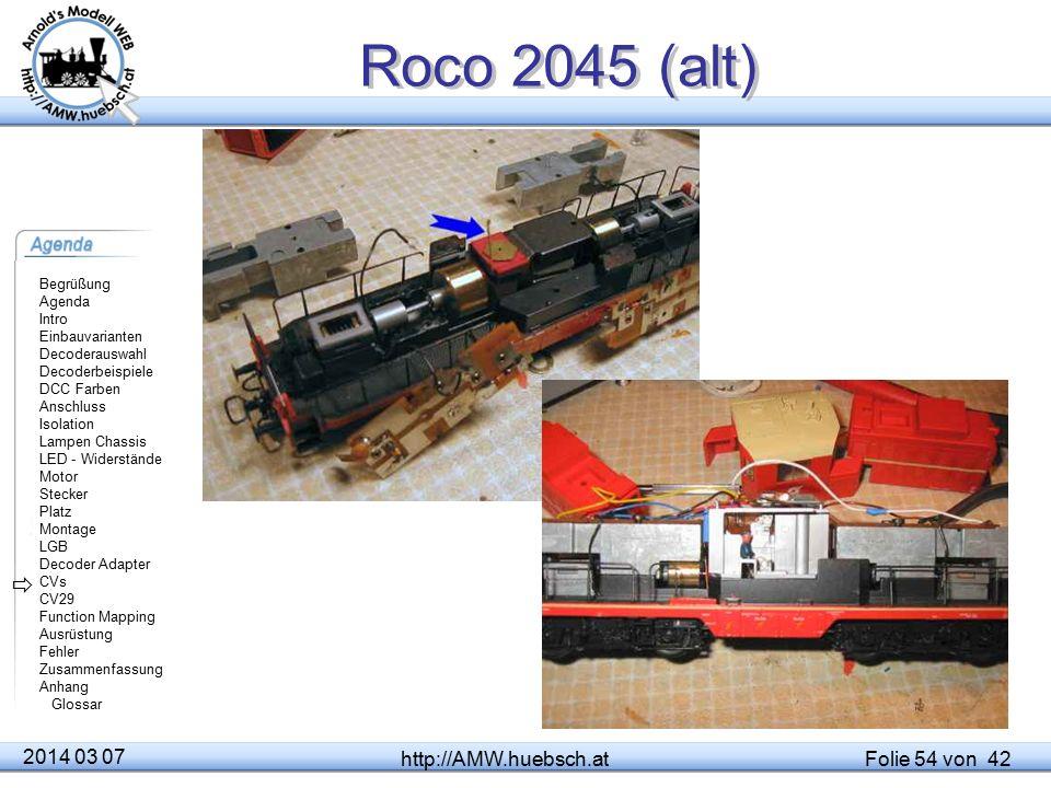 Roco 2045 (alt)  2014 03 07 http://AMW.huebsch.at