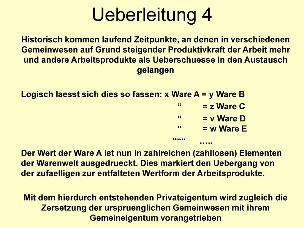 Ueberleitung 4