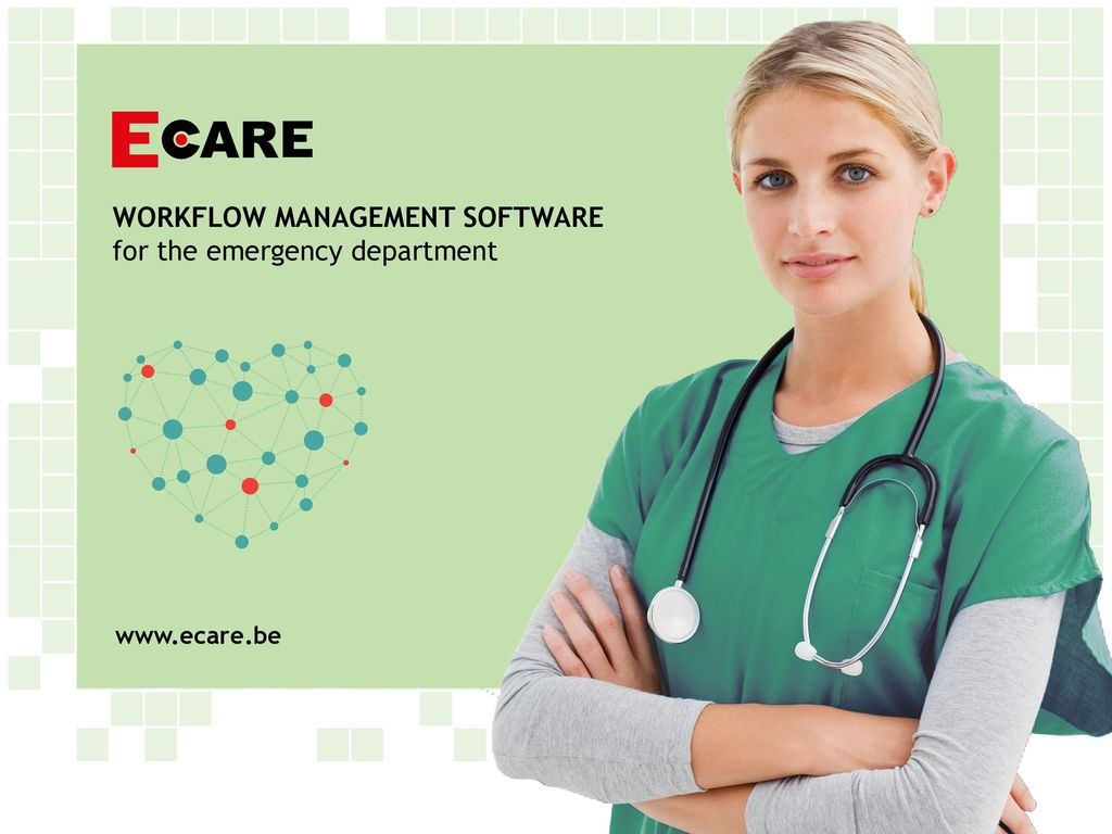 WORKFLOW MANAGEMENT SOFTWARE for the emergency department