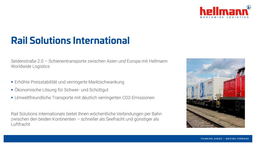 Rail Solutions International