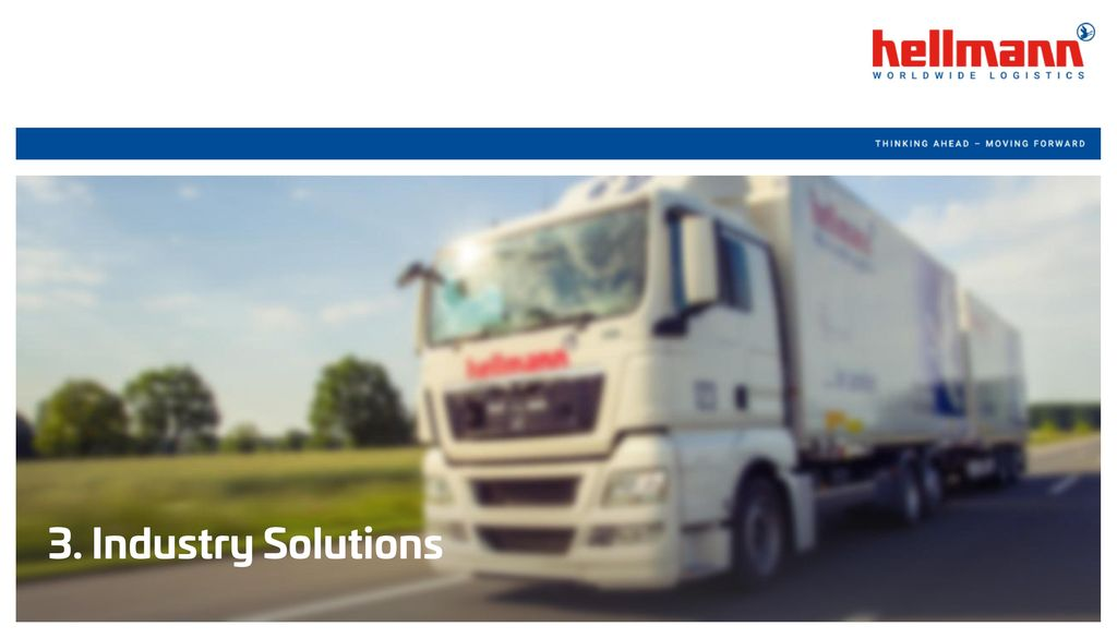 3. Industry Solutions