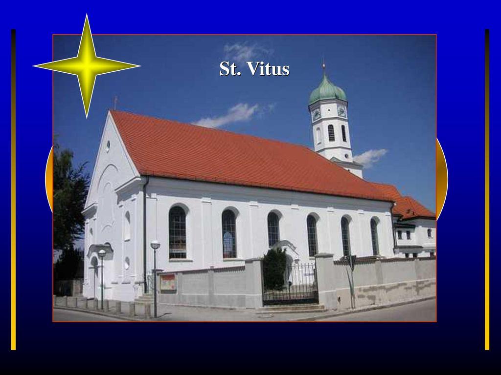 München Maisach St. Vitus Bayern