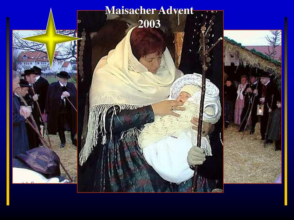 Maisacher Advent 2003 Bayern