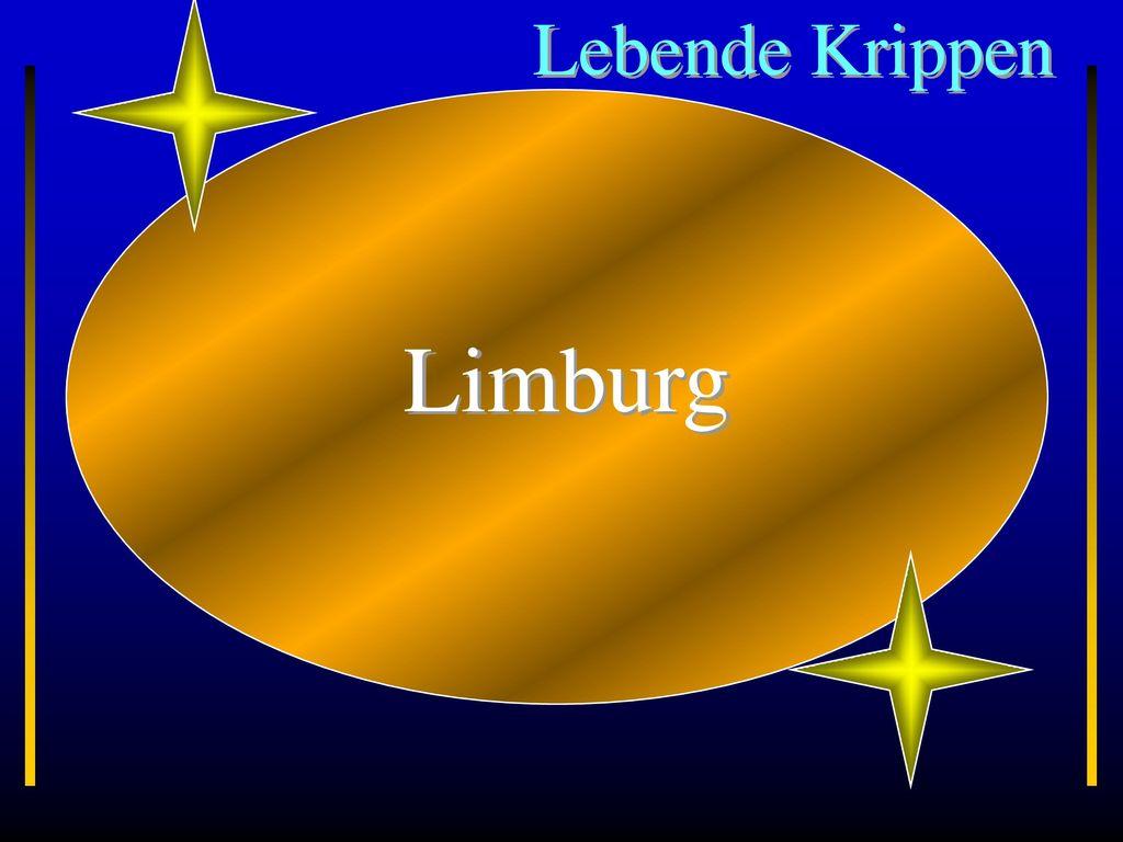 Lebende Krippen Limburg