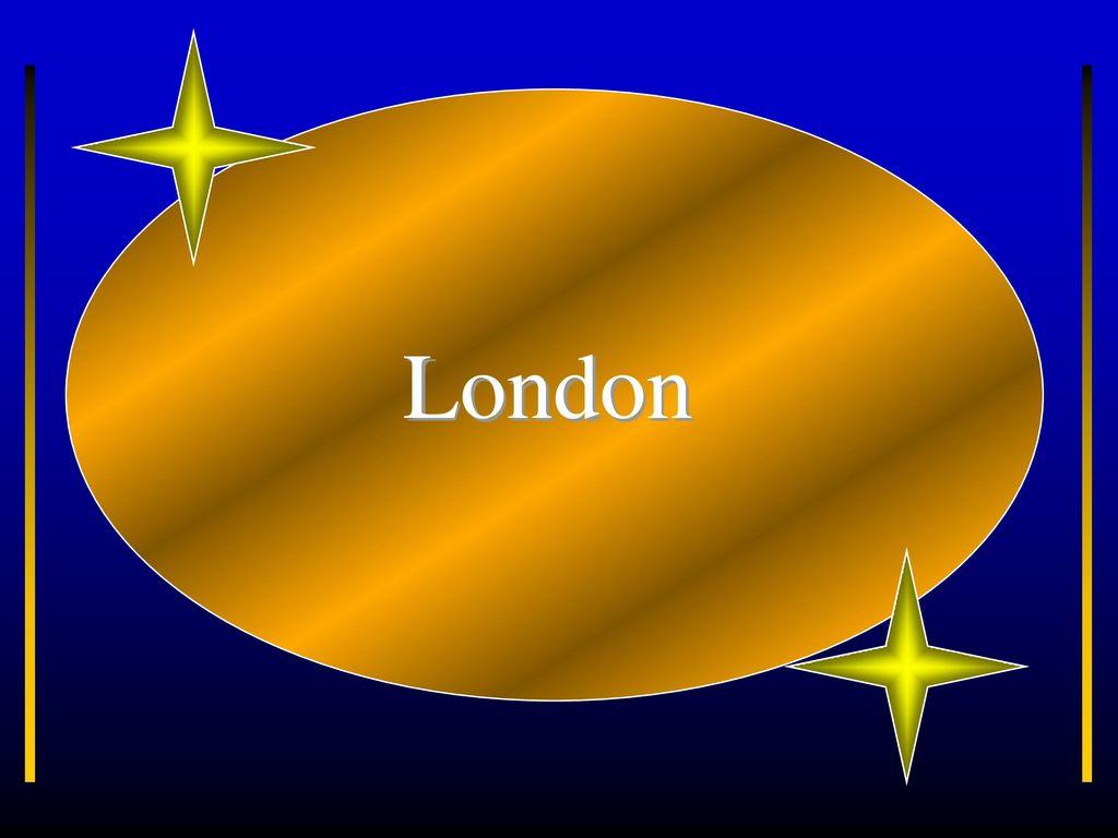 London Ovalbilder 655x411