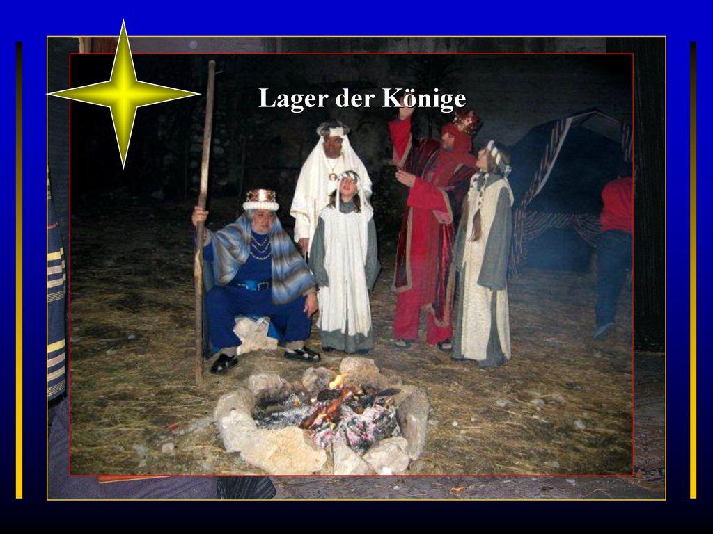 Lager der Könige Visciano