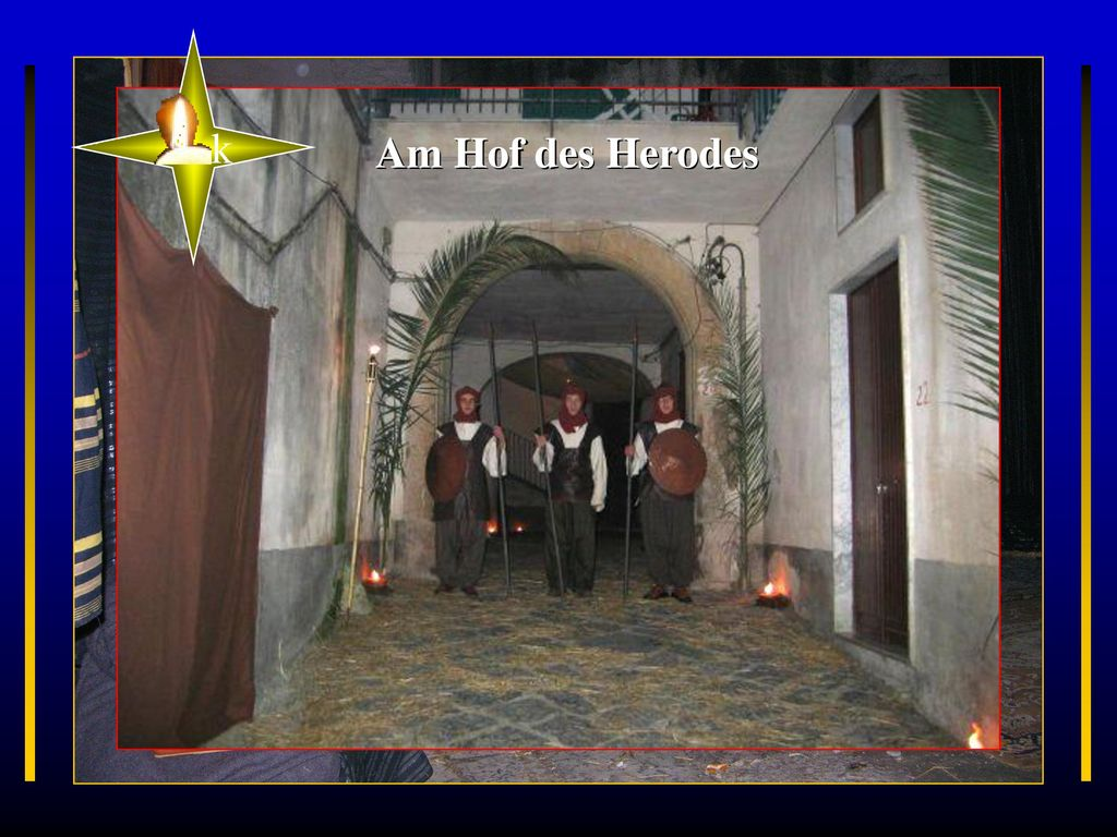 k Am Hof des Herodes Visciano