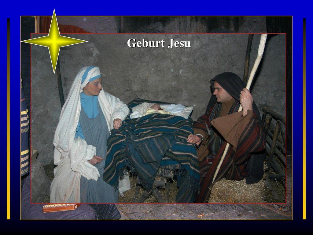 Geburt Jesu Visciano