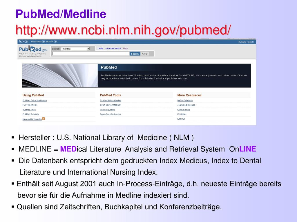 PubMed/Medline