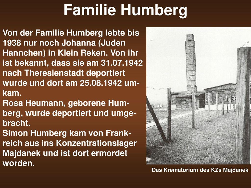 Familie Humberg