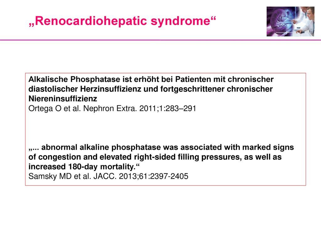 """""""Renocardiohepatic syndrome"""