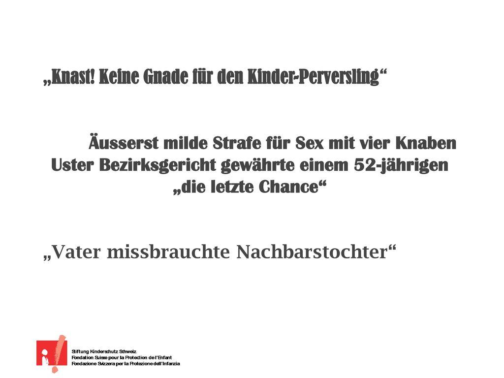 """Uster Bezirksgericht gewährte einem 52-jährigen """"die letzte Chance"""