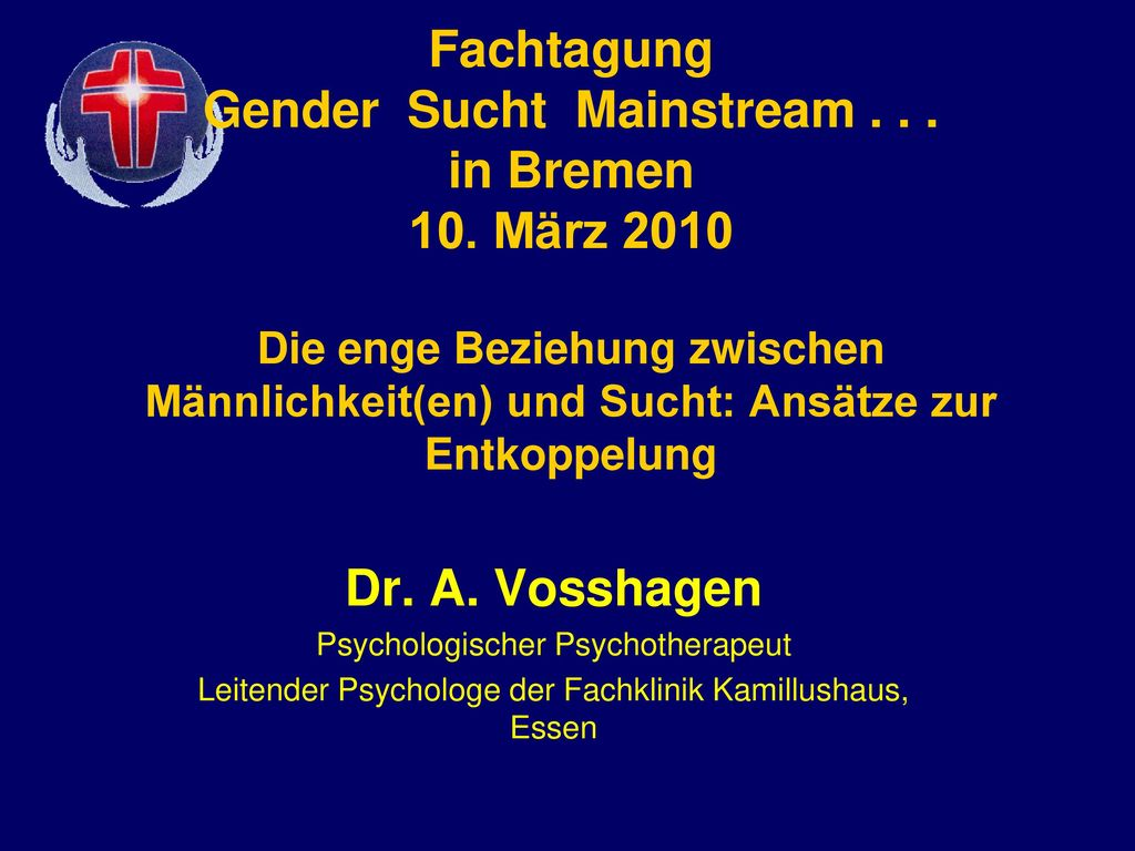 Fachtagung Gender Sucht Mainstream. in Bremen 10